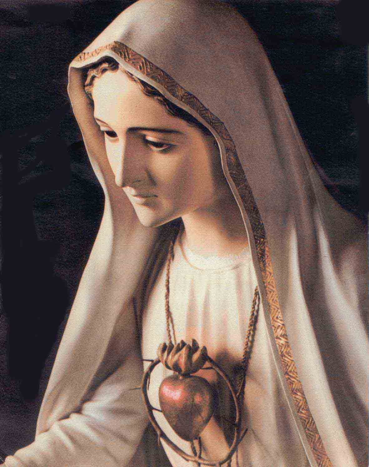 Image of Our Lady of the Rosary at Fatima